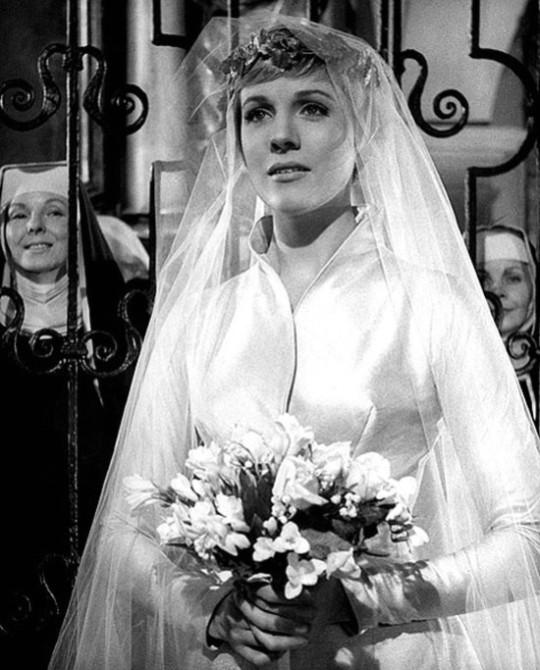 Julie Andrews en 'Sonrisas y lágrimas'  Fuente: Vanitatis